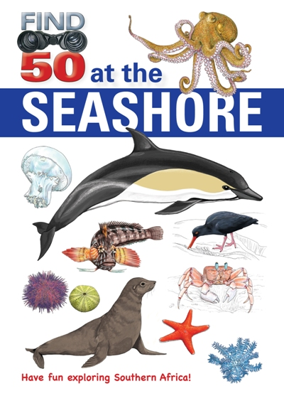 Find 50 at the Seashore