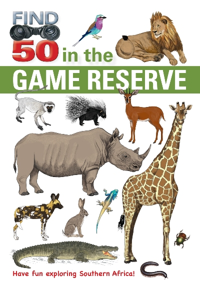Find 50 in the Game Reserve