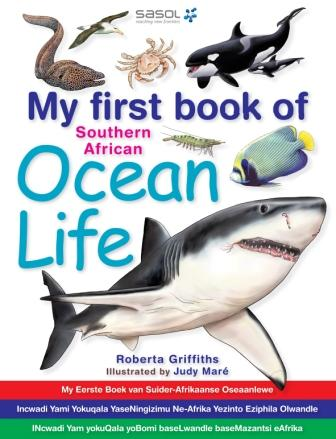 My First Book of Southern Africa Ocean Life