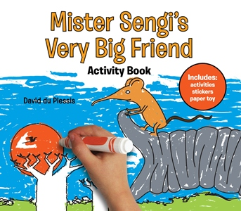 Mister Sengi's Very Big Friend Activity Book