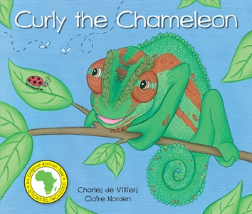 Curly the Chameleon