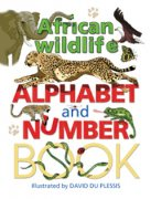 African Wildlife Alphabet and Number Book