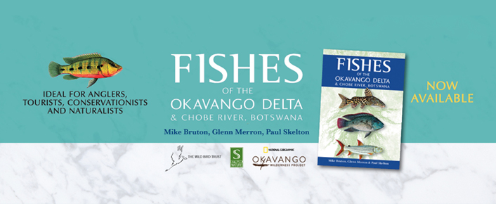 Fishes of the Okavango Delta and Chobe River