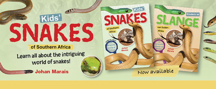 Kids Snakes of Southern Africa