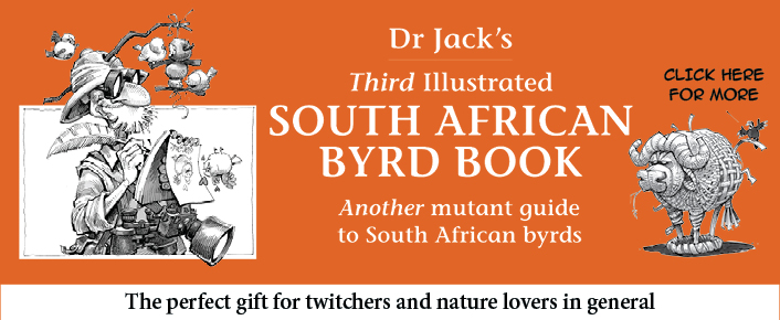Dr Jack�s Third Illustrated South African Byrd Book